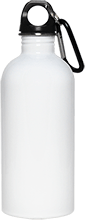 West Side Pirates Athletics White Stainless ST-Shirtl Water Bottle