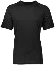 Charity Adult Raglan Sleeve Wicking Shirt