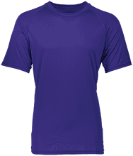 Deep Creek Alumni Hornets Adult Raglan Sleeve Wicking Shirt