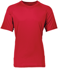 Ezekiel Academy Knights Adult Raglan Sleeve Wicking Shirt