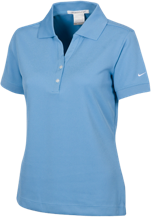 Wayne Trail Elementary School Dolphins Ladies Nike® Dri-Fit Polo Shirt
