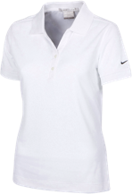 Tecumseh Junior Senior High School Braves Ladies Nike® Dri-Fit Polo Shirt