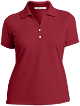 Little Mountain Elementary School Mustangs Ladies Nike® Dri-Fit Polo Shirt