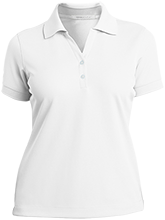 Quincy High School Presidents Ladies Nike® Dri-Fit Polo Shirt