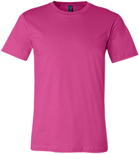 Breast Cancer Bella + Canvas Unisex Jersey Short-Sleeve T-Shirt