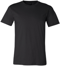 DESIGN YOURS Bella + Canvas Unisex Jersey Short-Sleeve T-Shirt