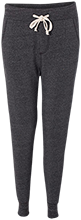 Duchesne Elementary School Dolphins Alternative Ladies Fleece Jogger
