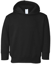 Football Toddler Fleece Hooded Pullover