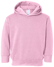 Shepherd Of The Valley Lutheran Toddler Fleece Hooded Pullover