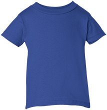 Oxford Alternative School Chargers Infant 5.5 oz Short Sleeve T-shirt