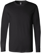 Soccer Bella+Canvas Men's Jersey Long Sleeve