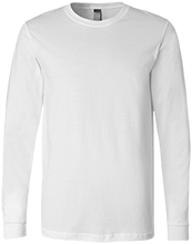 Shepherd Of The Valley Lutheran Bella+Canvas Men's Jersey Long Sleeve