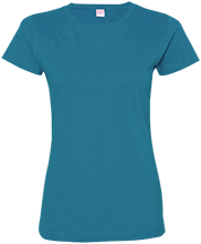 St. Francis Flyers Ladies Custom Fine Jersey T-Shirt