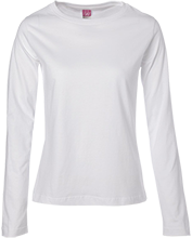 St. Francis Flyers Ladies Long Sleeve Cotton TShirt