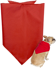 Union City High School Indians Doggie Bandana