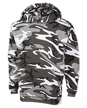 Harlan Elementary School Hawks Create Your Own Camouflage Pullover Sweatshirts