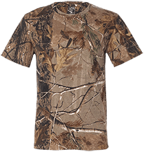 Charity Short Sleeve Camouflage TShirt