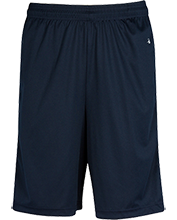 Mercy High School Monarchs Sweat Absorbing Short with Pockets