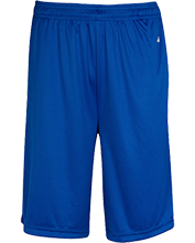 Windward School Wildcats Sweat Absorbing Short with Pockets