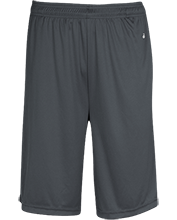 South Middle School-Martinsburg School Sweat Absorbing Short with Pockets