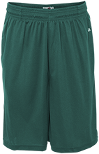 Bear Creek High School Bears Sweat Absorbing Short with Pockets