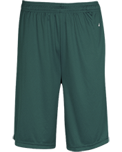 Battle Mountain High School Longhorns Sweat Absorbing Short with Pockets