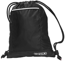 Almeria Middle School Dolphins OGIO Pulse Cinch Pack