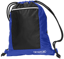 West Hill Elementary School Mustangs OGIO Pulse Cinch Pack