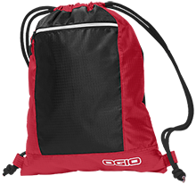 Memorial Middle School Trojans/cardinals OGIO Pulse Cinch Pack