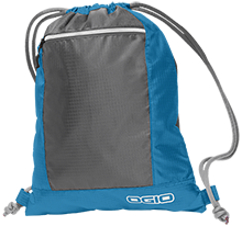 Gerald Adams Elementary School Dolphins OGIO Pulse Cinch Pack