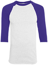 Lamont Christian School Adult Colorblock Raglan Jersey