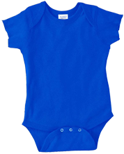Pierce Public High School Bluejays Infant Cotton Creeper
