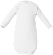 Clover Middle School Eagles Infant Layette