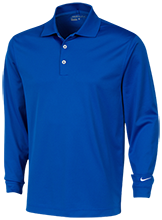 Bryant Elementary School Colts Nike Long Sleeve Polo