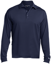 Saint Thomas More School Lions And Lambs Nike Long Sleeve Polo