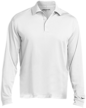 Saint Rose Of Lima School School Nike Long Sleeve Polo