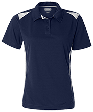 Lansing Eastern High School Quakers Ladies Premier Moisture Wicking Sport Shirt