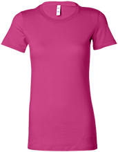 Football Bella+Canvas Ladies Favorite T-Shirt