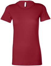 Cuyahoga Heights High School Redskins Bella+Canvas Ladies Favorite T-Shirt