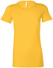 Califon Public School Cougars Bella+Canvas Ladies Favorite T-Shirt