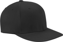Clarinda Academy Eagles Flat Bill Twill Flexfit Cap
