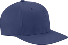 Tri City Christian Schools Eagles Flat Bill Twill Flexfit Cap