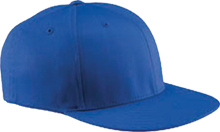 Omaha North High School Vikings Flat Bill Twill Flexfit Cap