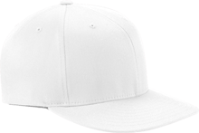 Folwell Elementary School Falcons Flat Bill Twill Flexfit Cap