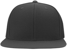 Grace Baptist School-Madison School Flat Bill Twill Flexfit Cap