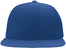 Malverne High School Flat Bill Twill Flexfit Cap