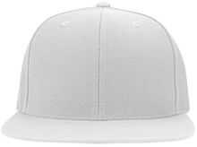 Pilot Knob Elementary School Penguins Flat Bill Twill Flexfit Cap