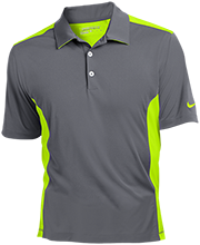 Alpena High School Wildcats Nike Golf Dri-Fit Colorblock Mesh Polo