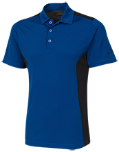 Oakview Elementary School Acorns Nike Golf Dri-Fit Colorblock Mesh Polo