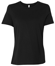 Football Bella + Canvas Ladies' Relaxed Jersey Short-Sleeve T-Shirt